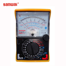professional analog multimeter YX-360TRE-L-B with LED and BUZZER
