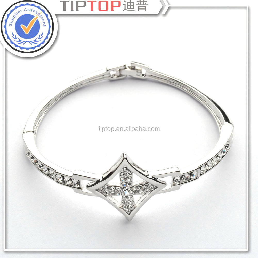 new fashion jewelry zinc alloy charm barcelets