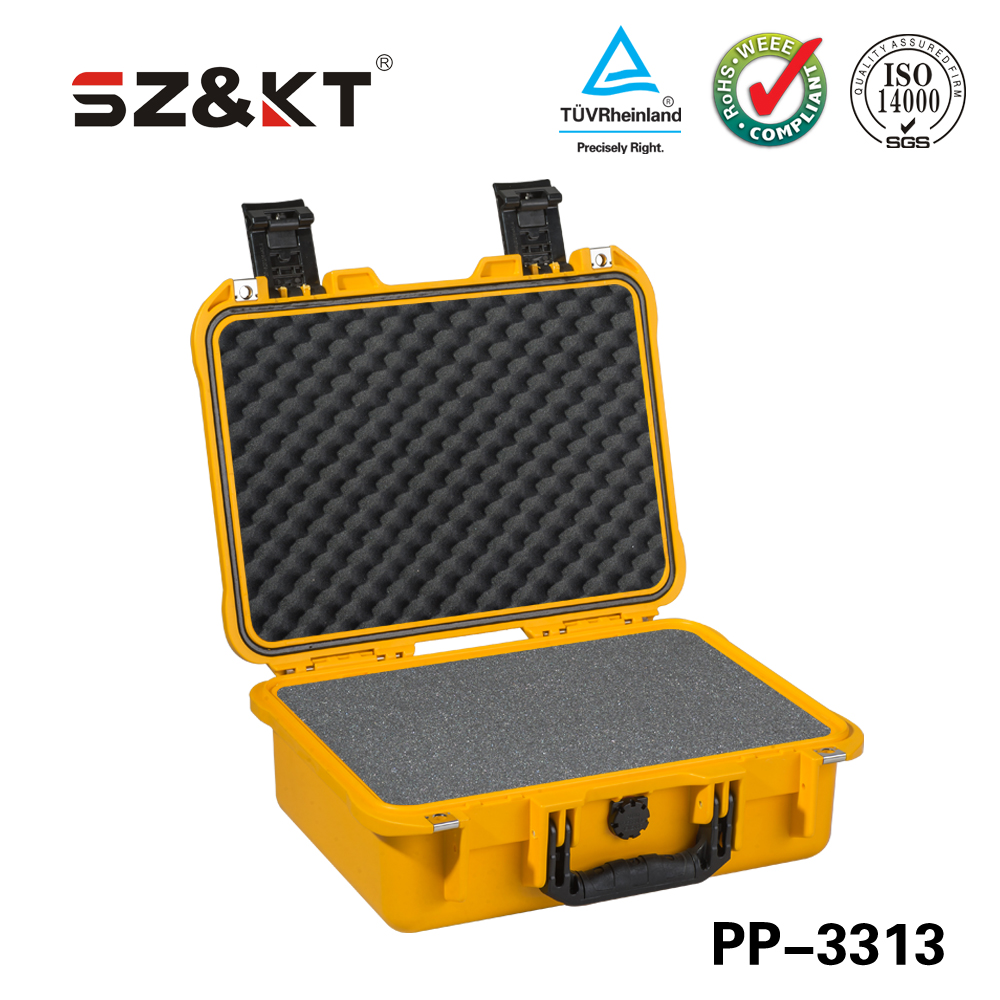 IP67 waterproof case with handle for equipment