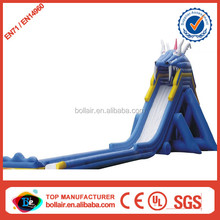 New arrival cheap hippo inflatable water slide