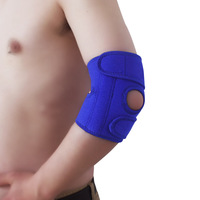 neoprene high quality protector Tennis Elbow Support with two springs