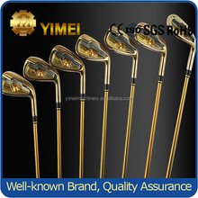 popular full set Titanium golf clubs with high quality