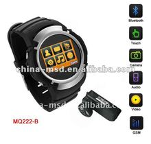 2012 super thin china GSM watch mobile phone best offer