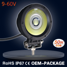 2017 new 9-60v 50w COB led worklight suv