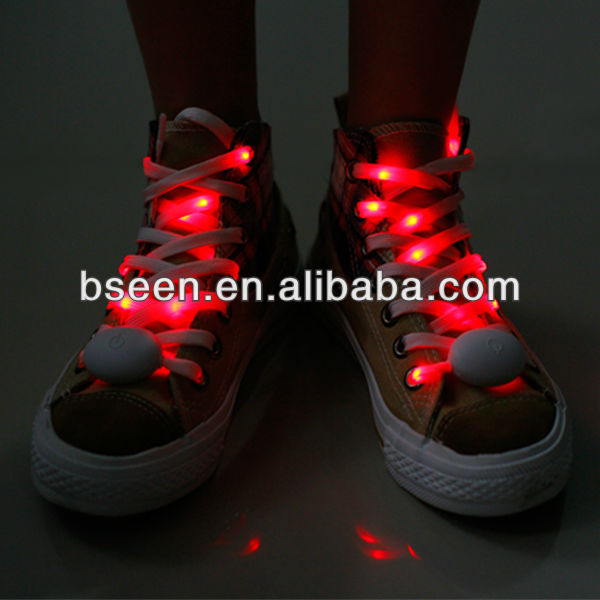 Best quality LED lace for brand safety shoes