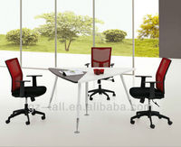 2014 new arrival modular office table triangle conference table