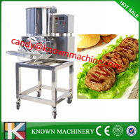 Automatic meat pie making machine