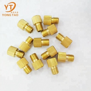Professional manufacture cheap Schrader and Presta valve bicycle parts