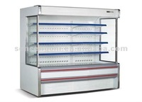 SCC-WAC2500 Supermaket/Convenient Store Air Curtain Cabinet for Beverage