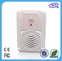 Microsound battery advertising player rechargeable