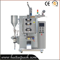 Liquid Packing Machine/Syrup, honey, jam, ketchup, shampoo, liquid pesticide packing machine 1 Set (Min. Order)