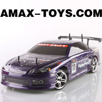 10230top 1:10 4WD four-wheel drive drift rc car Electric Powered On-road Drift Car (top brushless version)