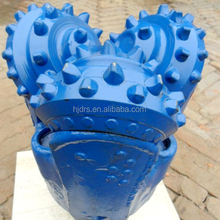 China popular IADC537 tricone bit for mining drilling, water well, oil field