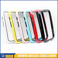 Protective TPU PC bumper case for samsung i8260 i8262
