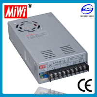 SP-320-36 320W 36V 8.8A Single Output LED Mode Switching ac power supply/dc power supply