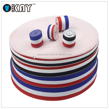 Country Flag Stripe Ribbon for Medal