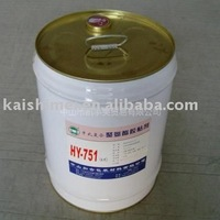 Decorative materials adhesive glue (PVC/PET/PE)