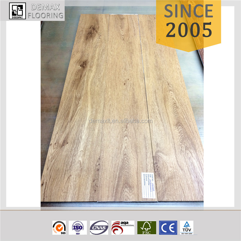 High Quality Homogeneous Vinyl Vct Hospital dry back vinyl Floor Tile