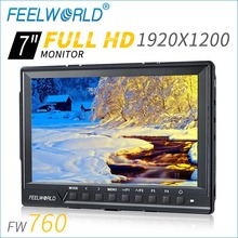 Feelworld 7 inch hdmi lcd display monitor with IPS screen FW760