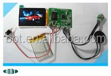 2.4inch 4.3inch 7inch video module video greeting card factory