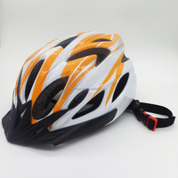 Riding bike, doing exercise, keeping health and safety, in-mould technology bicycle helmets