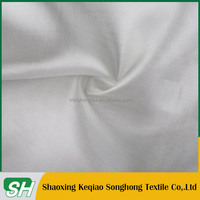poly trilobal imitated silk fabric lgarment ining fabric