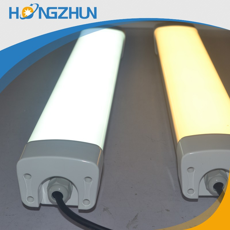 Explosion proof ip65 ip64 tube light