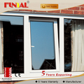 AS2047 Australia standard aluminum sliding window casement window supplier