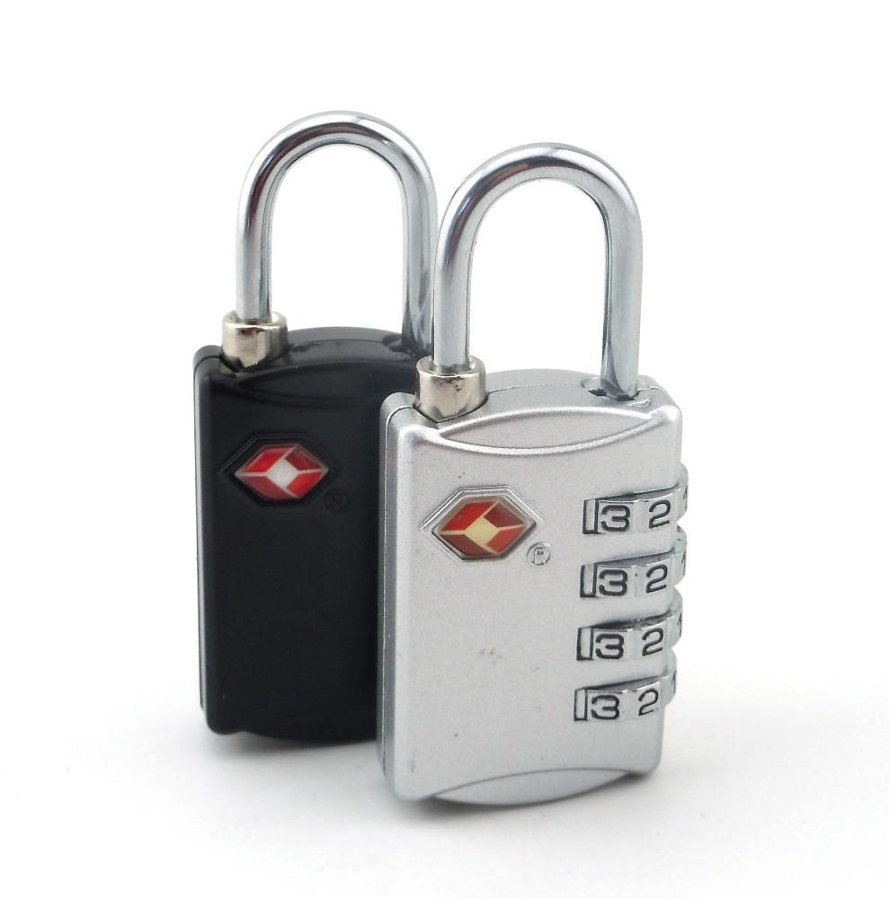 2015 Brass Tsa Combination Zipper Luggage Lock