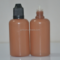 empty plastic bottles large plastic container round 50ml brown bottle