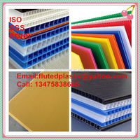 PP corrugated plastic sheets 4X8