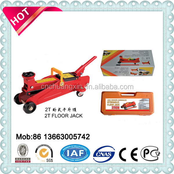 Made in China CE Certified Cheap Cars Trucks Lift use Hydraulic jack for truck