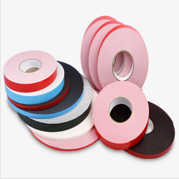 Customized die cutting sample waterproof strong adhesion transparent 3m acrylic VHB double-sided foaming tape