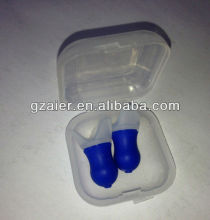 Factory for sale airlines earplugs with plastic box