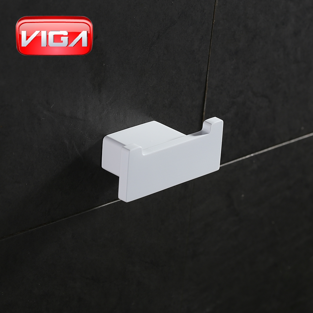 Bathroom accessory SS cloth hook, towel hook,robe hook