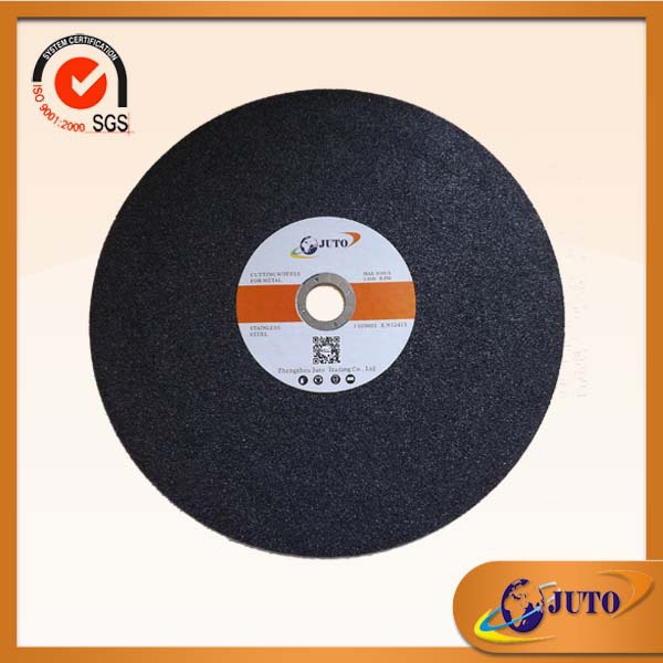 OSA Standard T41 metal cutting disc, metal cutting wheel, with black color