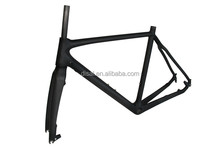 DI2 full carbon cyclo cross bike frame t700 cyclocross disc carbon frame BB30