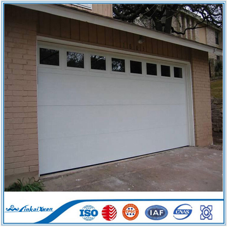Security OEM automatic garage door, sectional garage door, remote control garage door