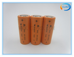MNKE 26650 high drain 3500mah rechargeable batteries, made in China 3.7 V li-ion battery cells