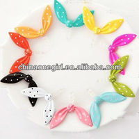 Rabbit Ear Bow Anti Dust Earphone Plug Stopper Cap for iPhone 3, 3s, 4, 4s, Ipod