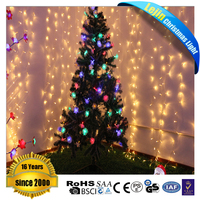 Multicolor led cherry blossom tree Made in China outdoor decoration