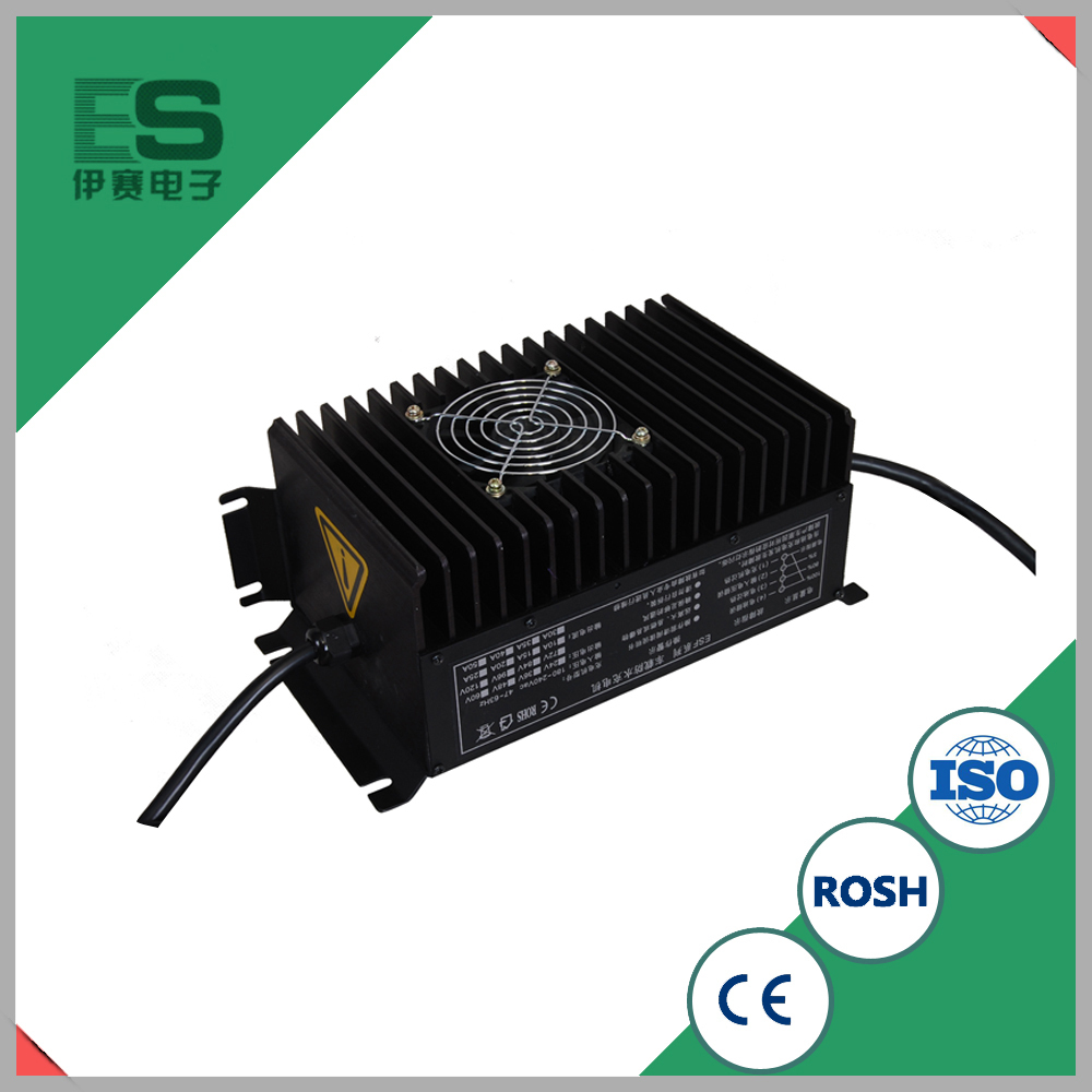 2015 24V Power Supply Battery Charger With PFC