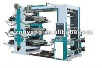 YT series six color flexographic printing machine