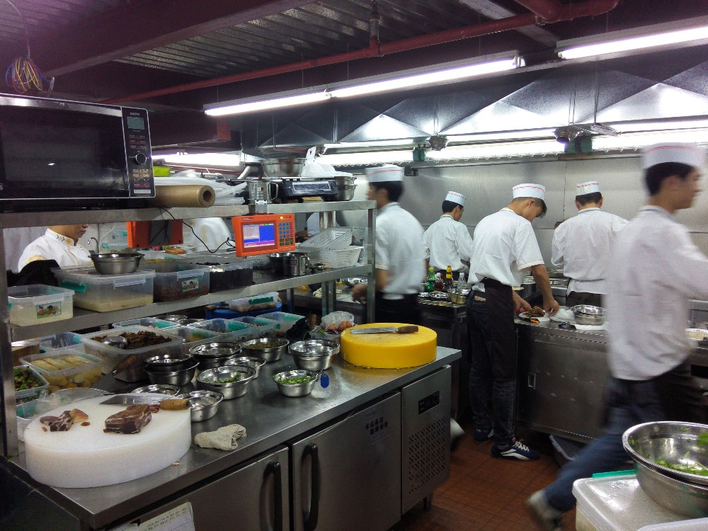 Commercial Catering Kitchen Project And Design In Guangzhou And Foshan Low  MOQ