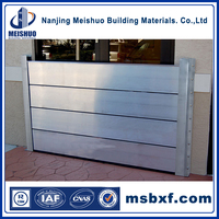 Water Resistant Aluminium Flood Barrier System