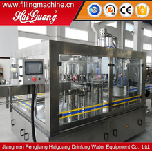 Factory direct selling bottle water manufacturing process/pet bottle water production line