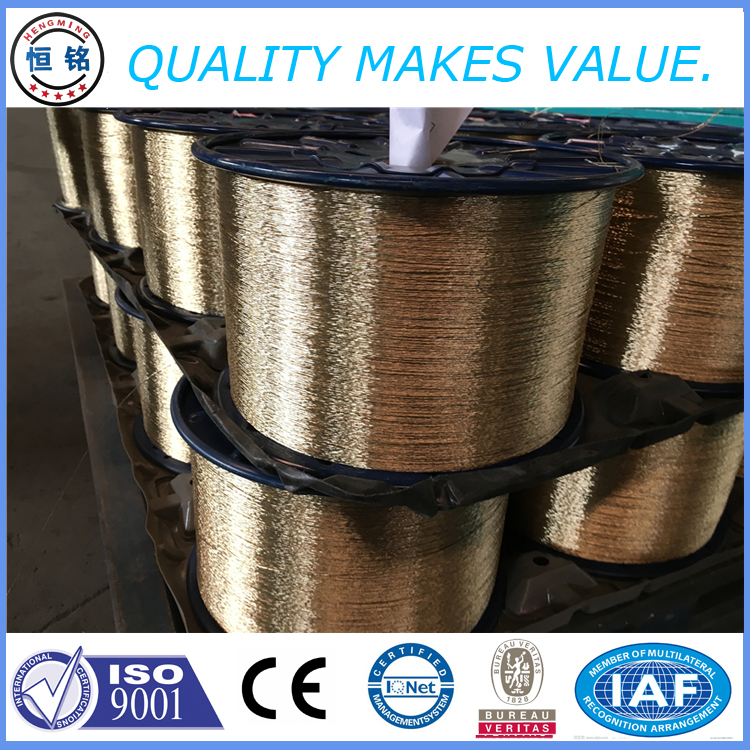 hot sale rectangular brass wire with good quality