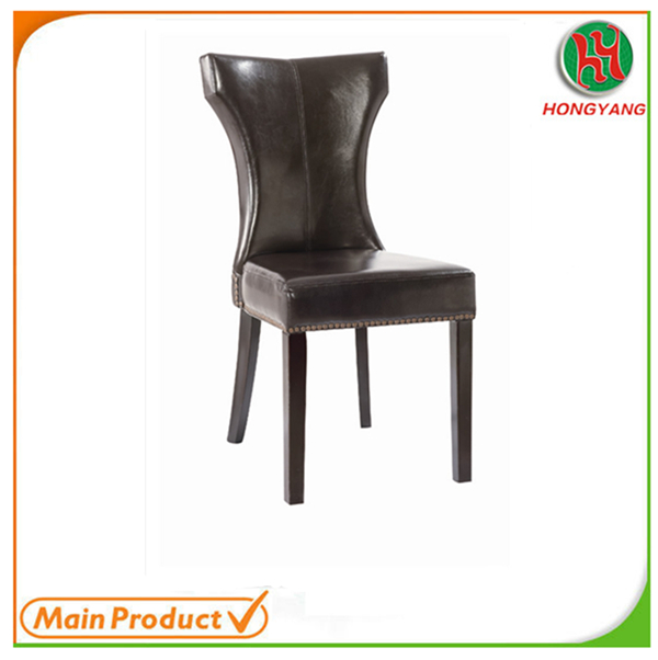 2017 New Arrival Wood Frame Wedding Chair Dining Room Chair HY-D839