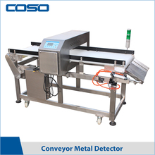 Food package metal detector machine