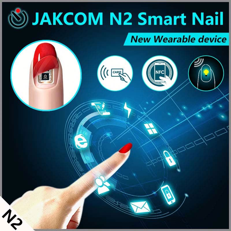 Jakcom N2 Smart Nail 2017 New Premium Of Smart Watch Hot Sale With Heart Rate Watch 2016 Heart Rate Headset Goophone